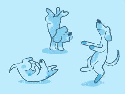 Scruff Social Doggos