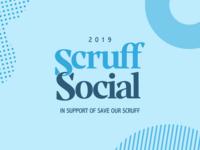 Scruff Social Lockup and Elements