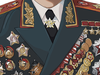 Georgy Zhukov. A great man with a great destiny (2K15).