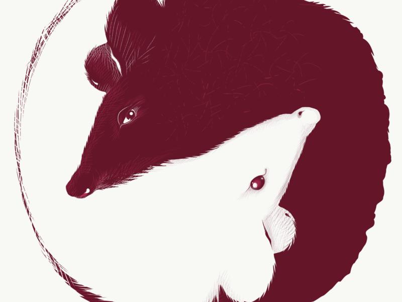 (Rat)Yin-( Rat)Yang (2k20).