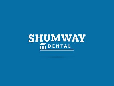 Shumway Dental dentist teeth toothbrush logo dental