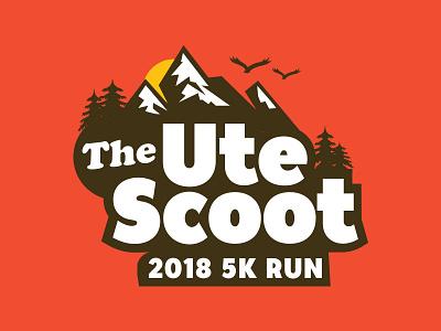 Ute Scoot Run Shirt shirt run colorado