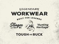 Workwear Patch