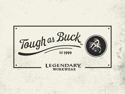 Workwear Patch patch label