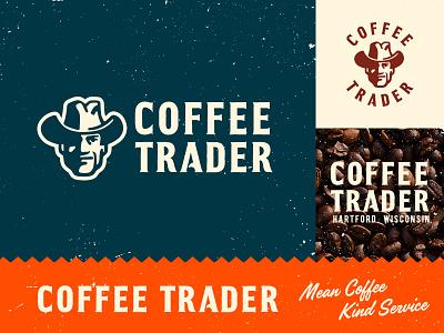 Coffeetrader Mockup branding coffee