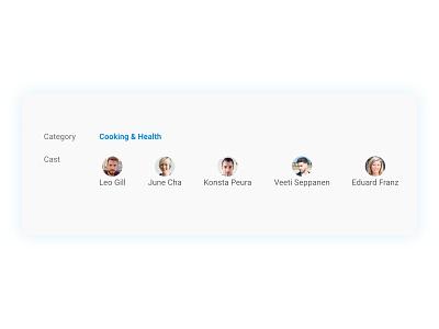 Youtube Cast avatar cast desktop