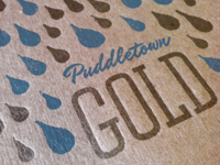 Puddletown Gold Cover