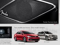 Fender™ Premium Audio website