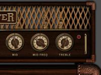 """""""MONSTER"""" combo amplifier"""
