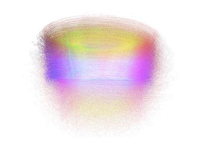 pixelparti rendering pixels animation visualization data interface