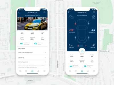 Vehicle Profile X - Remote Services