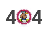 404 Page for {code}