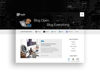 Blog Design for Dell's Open Source Initiative