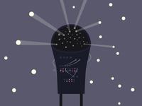 Planetarium Projector Detail