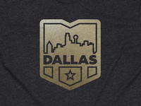 Dallas Shirt @ Cotton Bureau