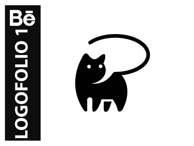 potfolio updates behance chat cat collection logo project behance portfolio