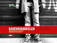 barendvandeelen.nl front intro page
