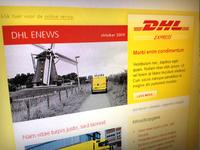 DHL e-mailing