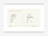 higher mind -  deck / slide layout + illustrations