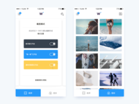 Screenshots  UI design
