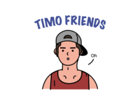 Timo friends