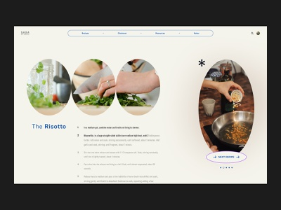 SADA STUDIO — Style Frames // 009 layout design sans serif serif typography web design fashion studio interfacedesign web designer inspiration serif font uiux photography product design figma daily ui user interface design