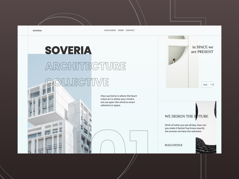 SOVERIA. agency collection dailyui daily challenge design daily ui challenge ux uiux web design user interface design ui