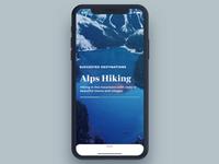 Travel app service