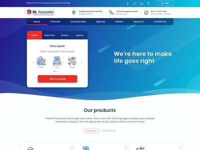 Assurance Website Redesign