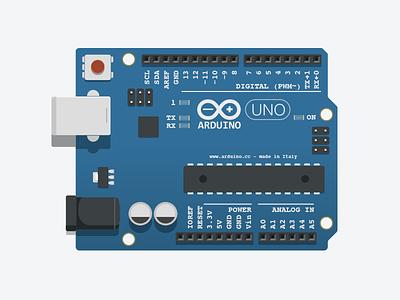 Arduino Uno electronics circuits arduino