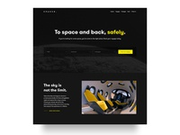 Spaced Homepage Version 2