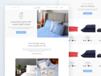 Good and Bed - Homepage