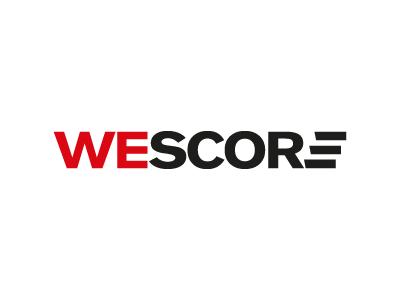 WeScore logo