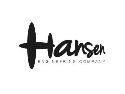 Hansen plane logo vector