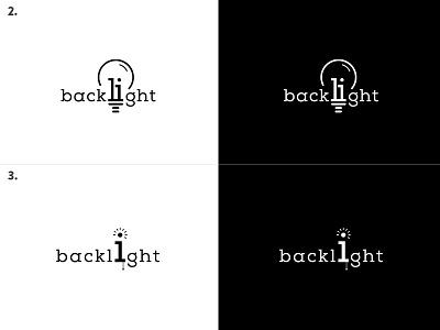 Backlight Logo branding logo