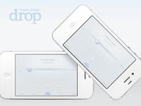 Drop Music Player App