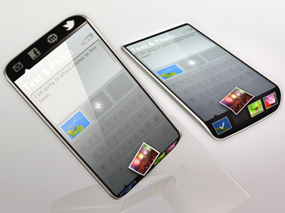 Smartphone for User Efficiency concept smartphone phone ui multitasking