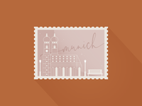 Weekly Warm-Up - Munich Stamps