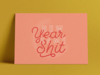 New Year, Same Shit