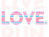 Live. Love. Run.