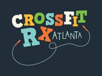 Crossfit RX Kids Logo