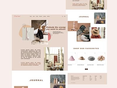 C'est tout vector lettering web ux design minimalist website ui minimal branding ux typography design