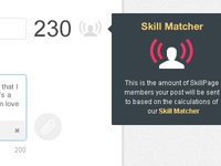SkillPages Skill Matcher