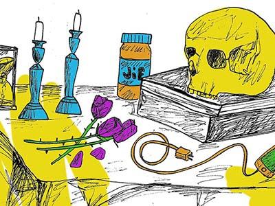 Vanitas Doodling