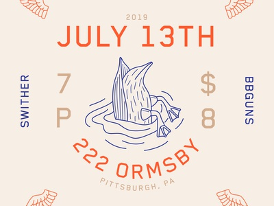 222 Ormsby Flyer