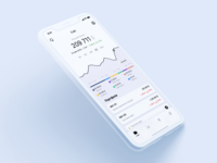 Financial investing application