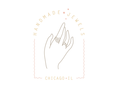 Lindsay Lewis Jewelry | Illustration design jewelry feminist feminism branding women fashion typography adobe illustrator illustration