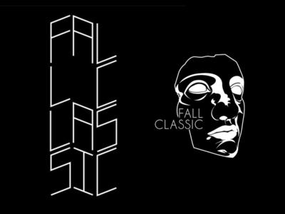 Fall Classic | Custom Type + Merch Design
