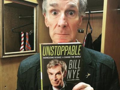 UNSTOPPABLE | Bill Nye