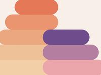 Mystic sounds sound aftereffects 2d colors animation motion design shapes